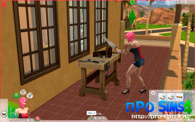 Sims 4 механики скачать торрент - фото 2